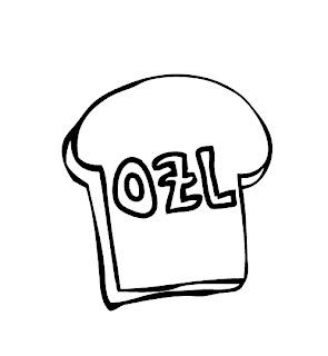OCADU Zine Library Logo