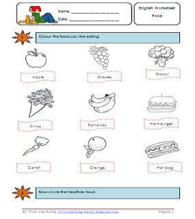 Dental Health Kids Activities Worksheets AWA Systems