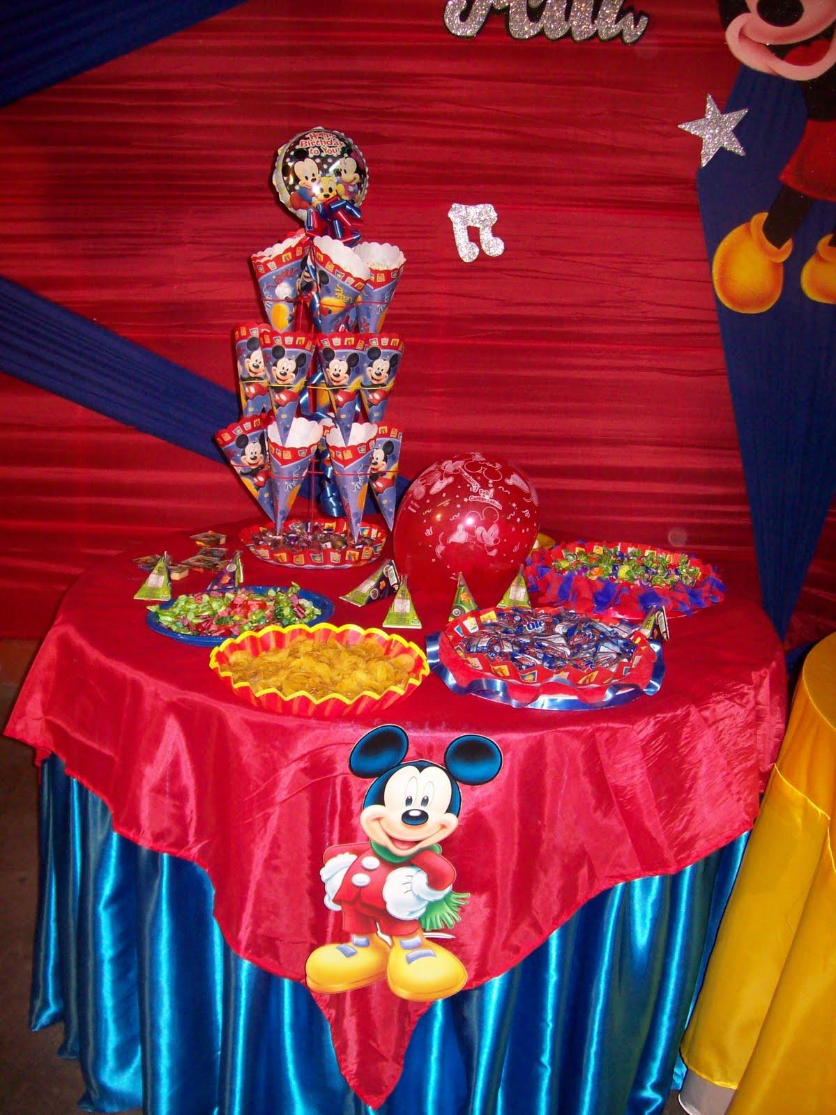 ... SORPRESAS (Eventos Infantiles): Mickey Mouse, Fiesta Infantil