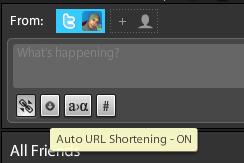 twitter auto url shortening