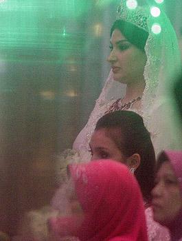wanita Lubnan cantik