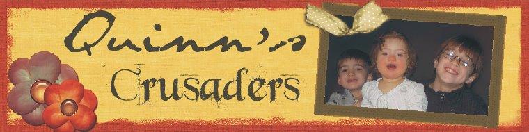 QUINN'S CRUSADERS