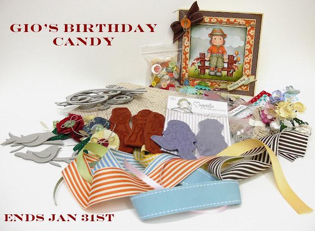 Blog Candy per festeggiare il compelanno di Gio!!