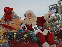 Santa Claus in New Jersey