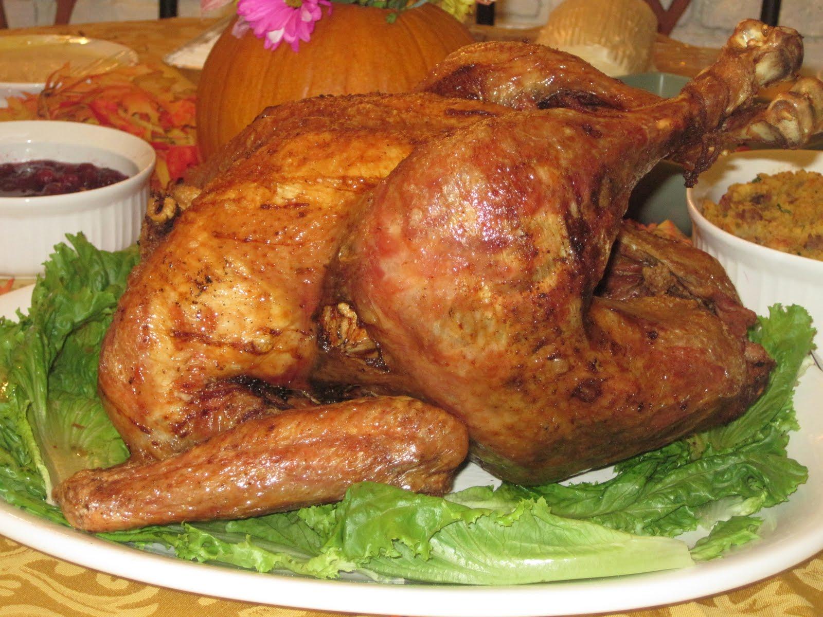 Malikala's Ono Kine Grinds: Deep Fried Turkey