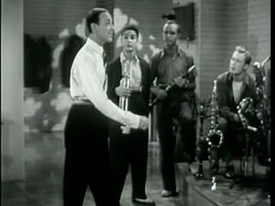 Astaire and Pan in Second Chorus