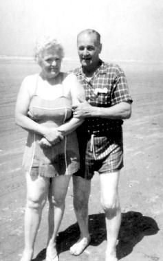 Grandma & Grandpa Munson