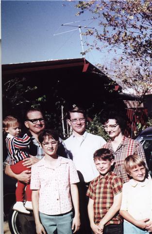 Floyd Munson Family