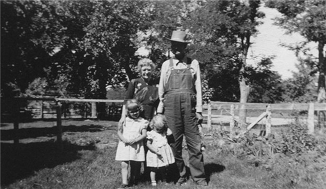 Grandma & Grandpa Spencer