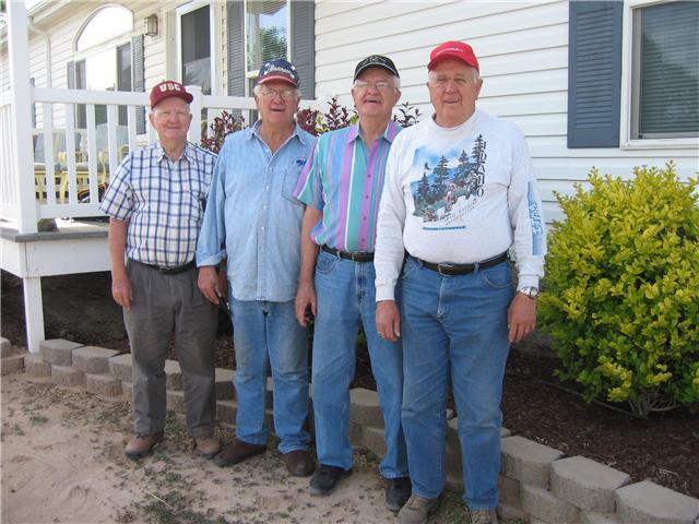 Floyd, Robert, Hubert & Austin