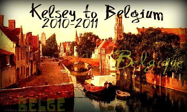 Going Belgian