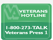 All Veterans! If You are Feeling Suicidal Please Call the Veterans Hotline