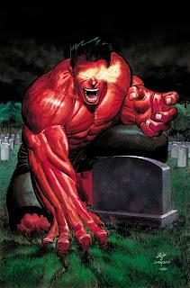 ¿No te alcanza con el Hulk Rojo? WorldWarHulksGamma