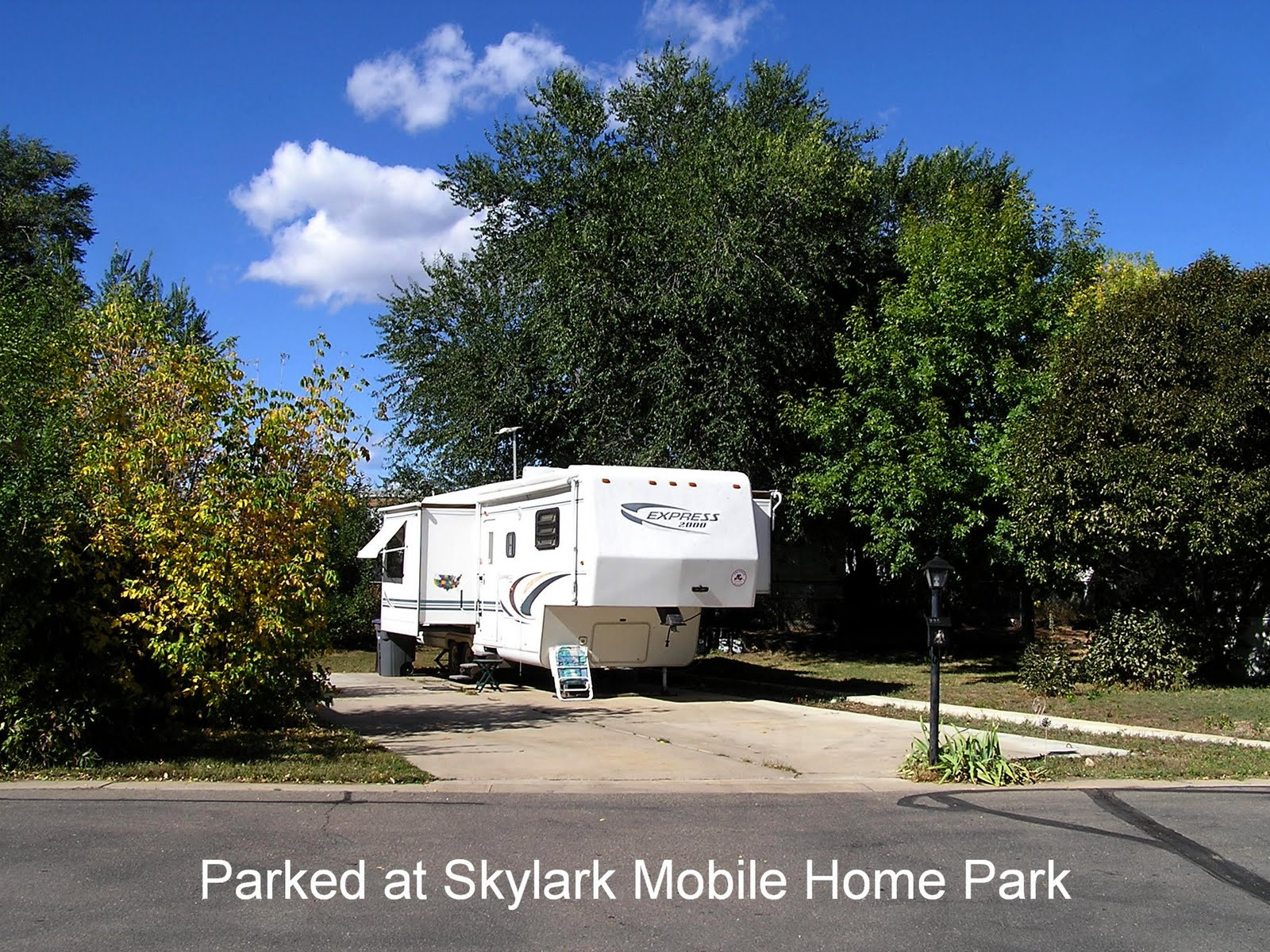 Skylark Mobile Home Park Lafayette CO Sept 26 Oct 25 This Is The Best Option We Have Found For Camping In Boulder Area Hopefully It Will Continue