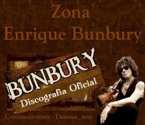 Discografia Oficial Zona Enrique Bunbury
