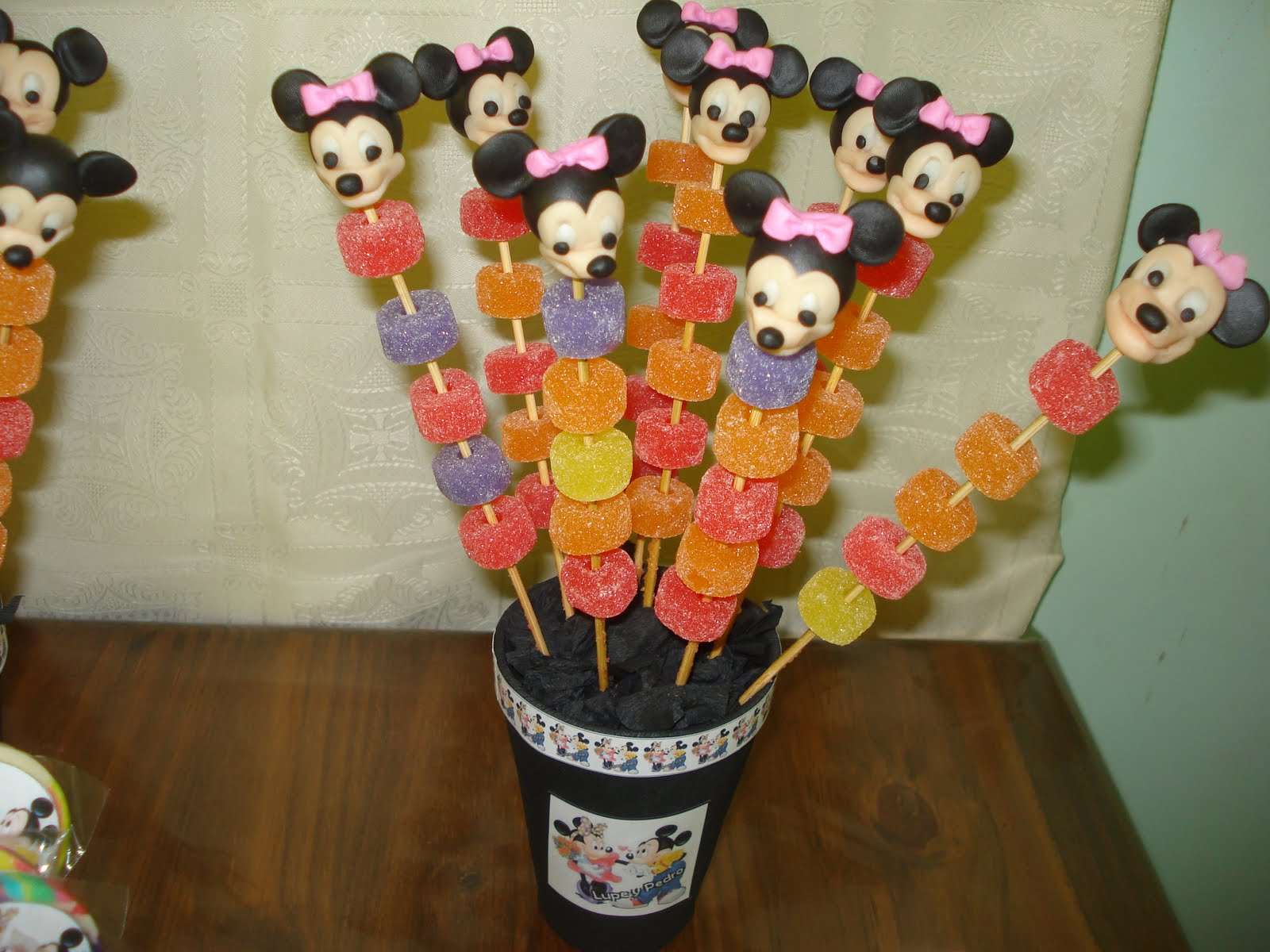 TEMATICA MICKEY Y MINNIE