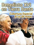 Benedicto XVI: Peregrinacin a Tierra Santa 2009
