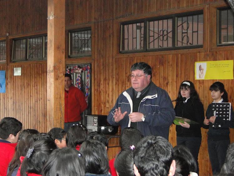 Director Escuela Aguas y Gaviotas