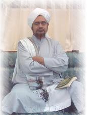 Guru Mulya HB.Umar bin Hafidz.