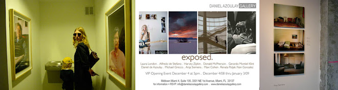 'exposed' exhibition art basel miami 2008