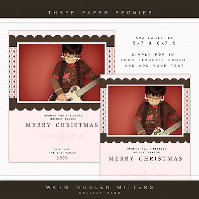 http://threepaperpeonies.blogspot.com/2009/12/warm-woolen-mittens-holiday-card.html