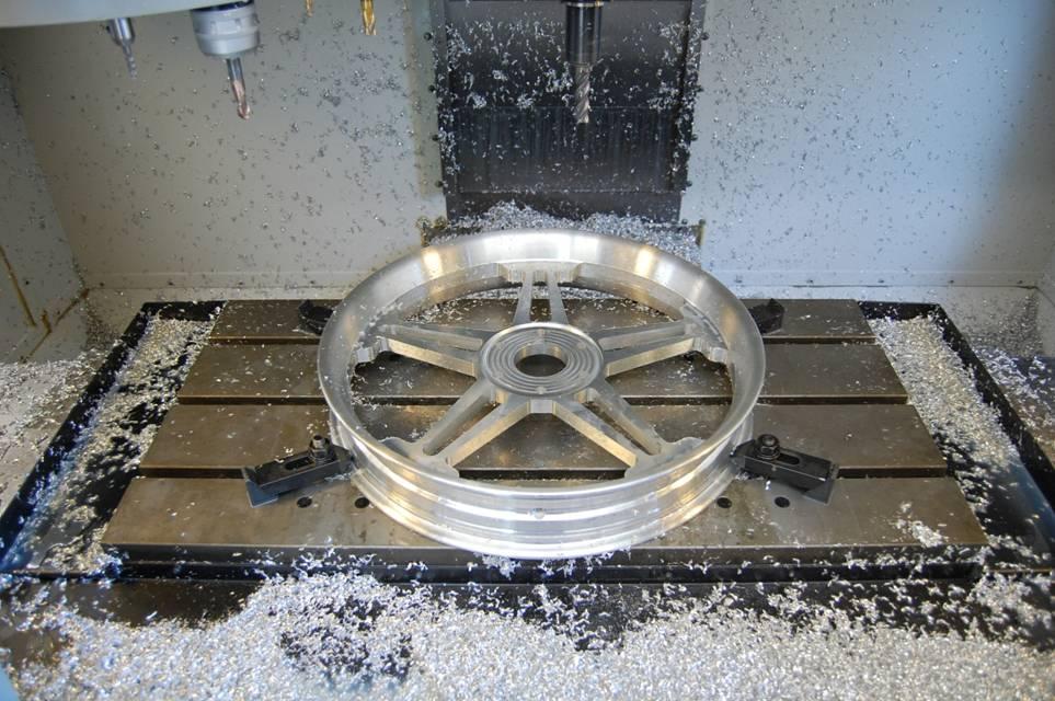 """750 four """"café fabrications"""" Wheel+b"""