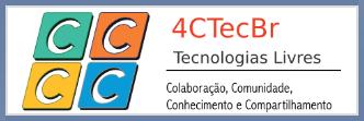 4CTecBr - TECNOLOGIAS LIVRES