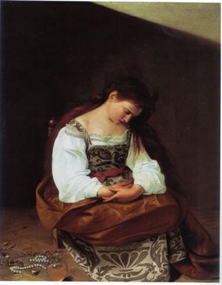 Caravaggio's Corner: La Maddalena