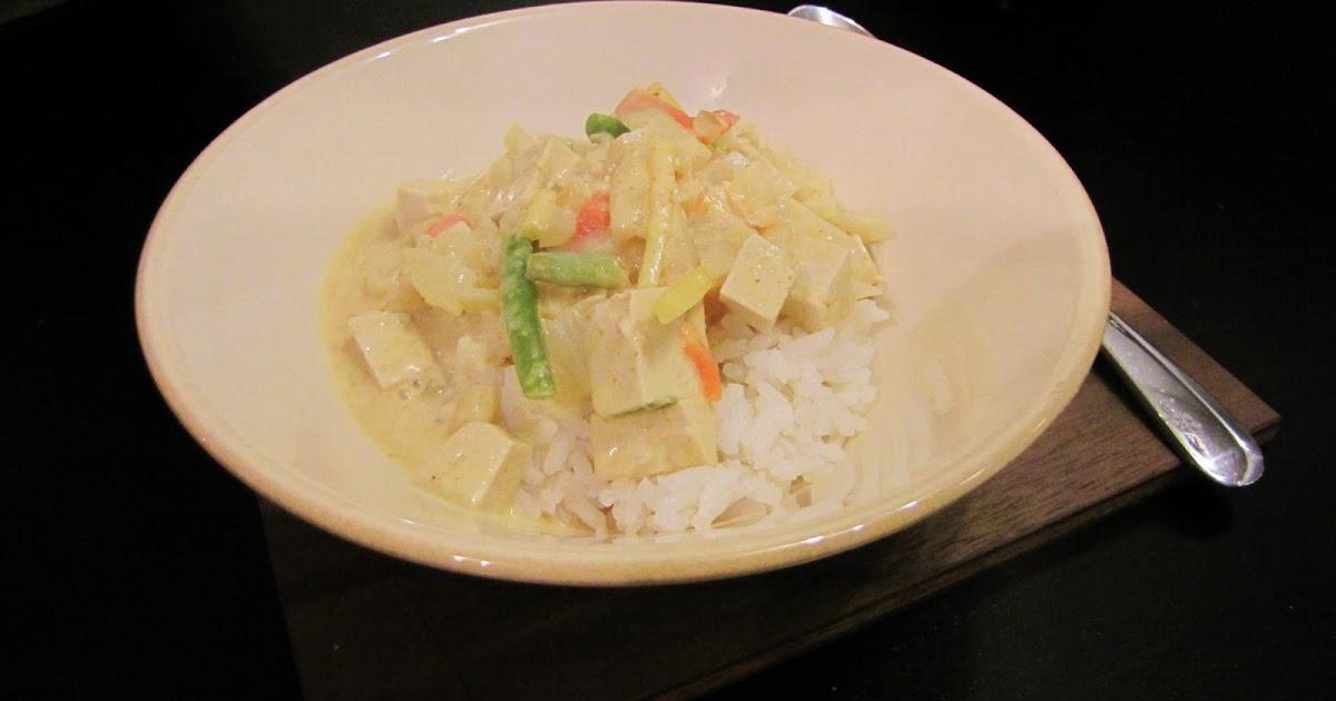 Dinan keittiö Tofu currykastike