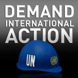 SAVE DARFUR UNAMID
