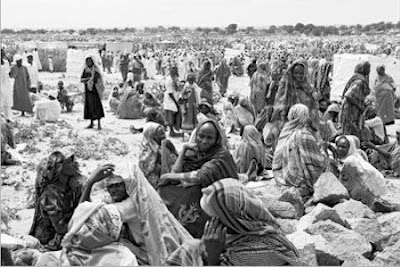 Displacement Camp Darfur