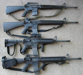These are Weapons - not Guns - do you know the difference