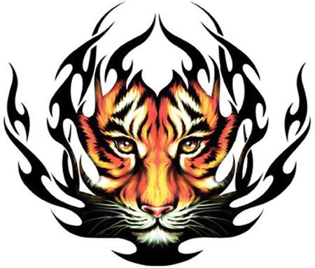 significado de tatuajes tribales. Los tatuajes tribales son los - Tatuajes tribales de dragones : Tatuajes