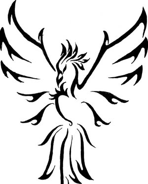 Logo del clan Tribal_Phoenix_Tattoo