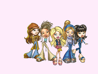 #8 Bratz Wallpaper