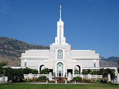 Mt Timpanogus Temple
