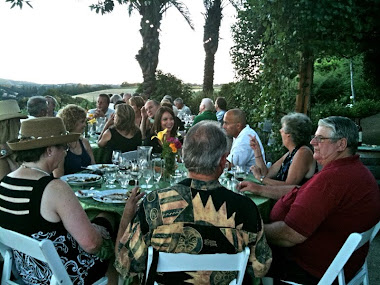 Dinner in the Vineyard 2010