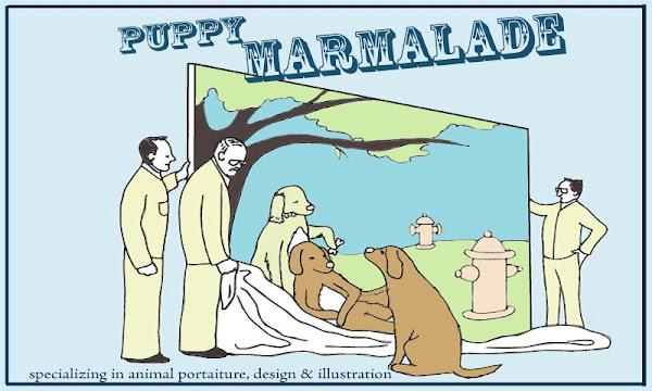 Puppy Marmalade's Portrait Palace