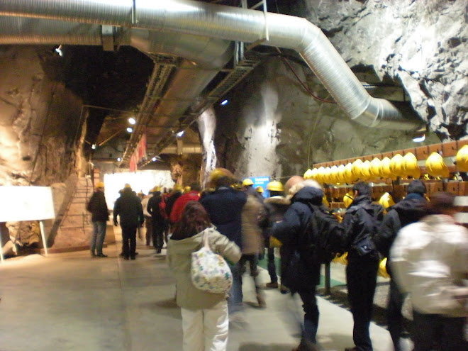The Mines in Kiruna