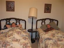 Beds at Great Grandmas
