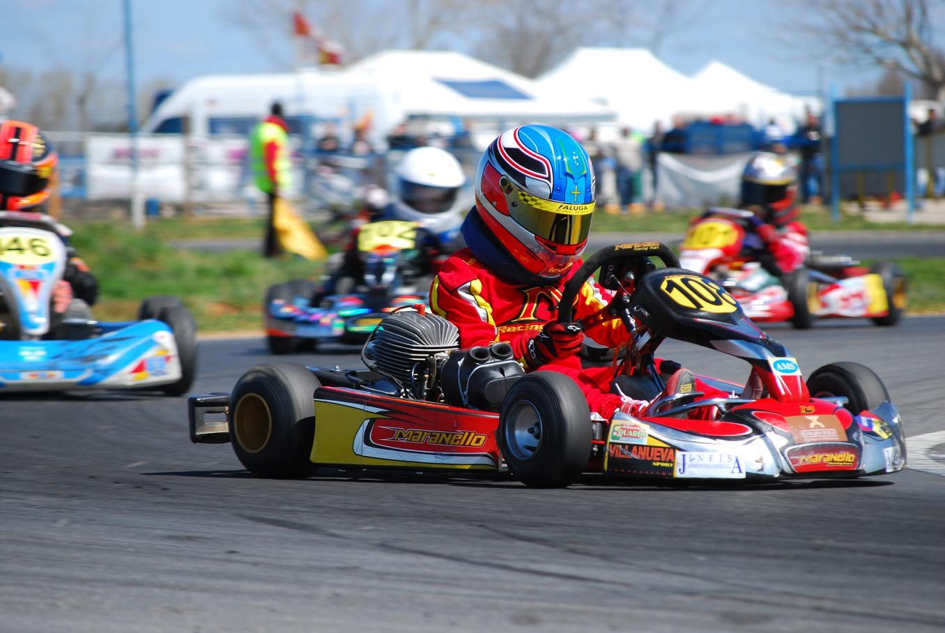 Circuito Fk1 : M&k karting: 6ª prueba del cto. de castilla y leÓn este fin de