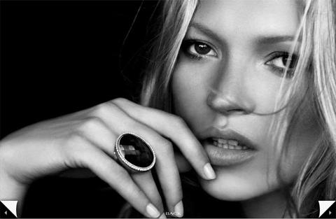 Kate Moss toppløs på bryllupsreise, lett på tråden og løs tøs? thumbnail