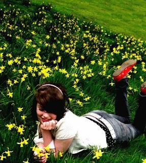 Felicidad primaveral