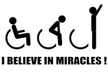 Eu Creio em Milagres!