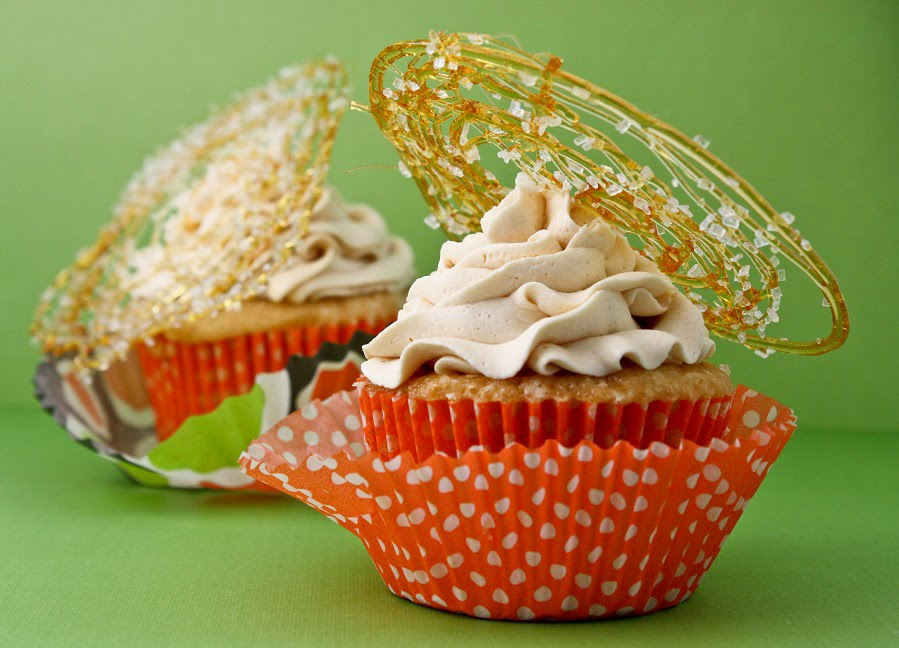 Caramel Cake Cupcakes Recipes — Dishmaps