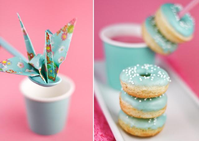 Vanilla Bean Baby Doughnuts Sprinkle Bakes