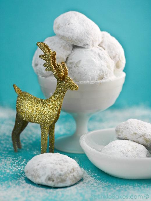 Snowball Cakes