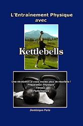 Livre sur l'entrainement avec kettlebells