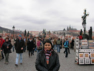 Charles Bridge, Prague, CZ