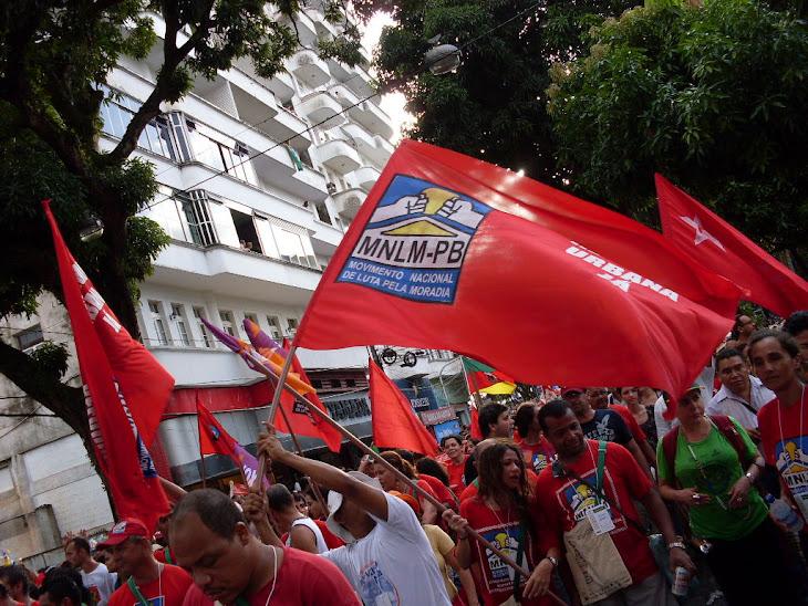 Movimento Nacional de Luta pela Moradia-PB